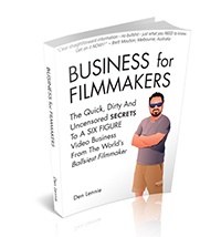 Den Lennie Business for Filmmakers&quot;/></p></td>