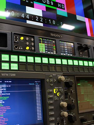 The Evolution of Audio Monitoring by Stephen Brownsill tv