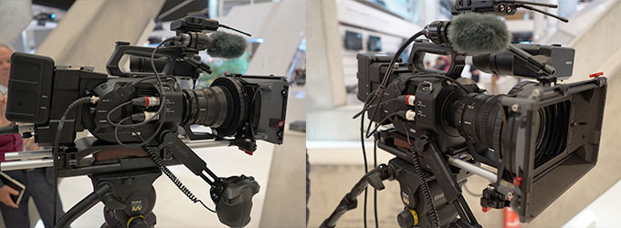 Sony PXW-FS7 by Alister Champman tv-bay articles