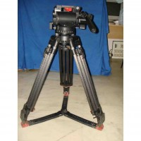 Heavy-duty Sachtler tripod for sale...