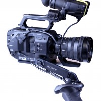 4K Super 35mm Exmor CMOS Sensor XDCAM Camera
