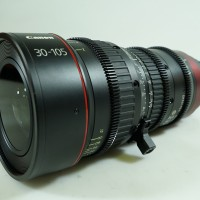 CANON  USED Canon CN-E30-105mm T2.8 L SP zoom lens  - Image #3