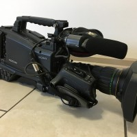 Sony PMW500 (1149 hours shot) plus Kit with HD Fujinon lens