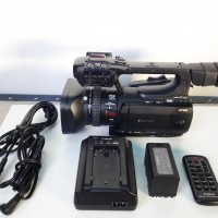 4K HD cam.with 1 charger + 1 battery + 1 tripod - 3 months warranty