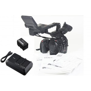 C300 MK1 EF (700 hours) with accessories