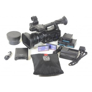 Sony PMW-200 Camcorder 698 hours with accessories