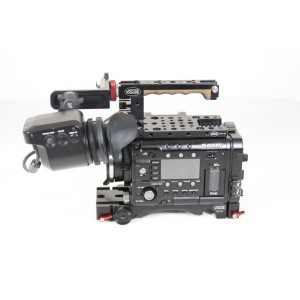 Sony PMW-F5 (455 hrs) 4K Upgrade. Firmware 9.0 with Vocas Top, Side, cheese, base plate & Top handle