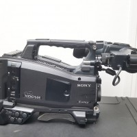 XDCAM EX HD Camcorder with CBK-VF01 - 773 hrs - 3 months warranty