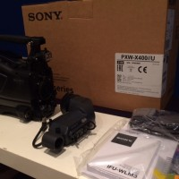 SONY PXW-X400 with viewfinder HDVF-20A - Image #4