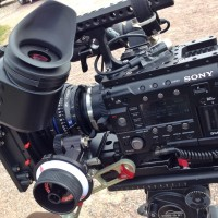 Sony Cinealta Digital Cinematography Camera