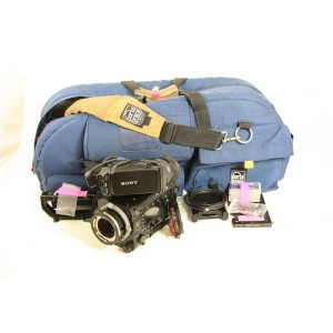 Sony PMW F55 Bundle Kit with Viewfinder and Accessories, 880 hours