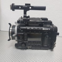 Sony PMW F55 and DVF EL-100 - Image #4
