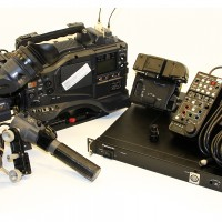 Camera Studio Systems with AJ-HPX2100 Camcorders and Canon SD Lenses + Lens Controllers