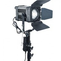LG-D1200M 120W LED Fresnel Studio Light with DMX control