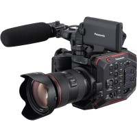 Compact 5.7K Super 35mm Cinema Camera