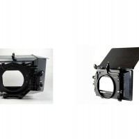 Lightweight clamp on matte box and studio 19mm mattebox 4 film cinema Arri RED