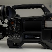 P2 High End Camcorder