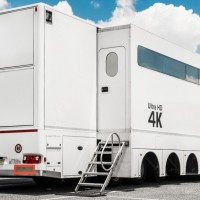 24-CAMERA DOUBLE-EXPANDABLE 4K-READY OB TRAILER - Image #2