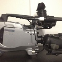 XDCAM HD camcorders with HD lenses - 8 units available
