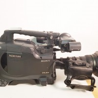 XDCAM HD camcorders with lense - HD/SDI out