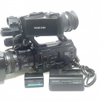 Camcorder with Accessories, 240hrs