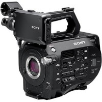Sony FS7 without kit lens