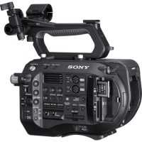 Sony FS7 Mk2 without kit lens