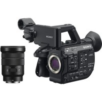Sony FS5 Mk2 with kit lens