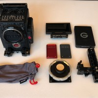 RED Epic-W Package