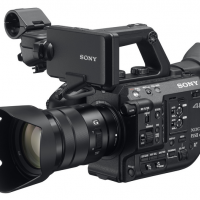 4K XDCAM Super 35mm Compact Camcorder with SEL-P18105G