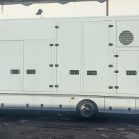 FIVE-CAMERA RIGID-CHASSIS HD OB TRUCK - Image #2