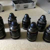 Cooke S5/i Lens Set : 18,25,32,40,50,65,75,100mm T 1.4