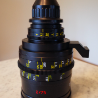 ELITE ANAMORPHIC SET  25/40/50/75/100mm - Image #2