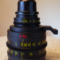 ELITE ANAMORPHIC SET  25/40/50/75/100mm - Image #3