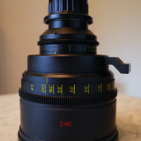 ELITE ANAMORPHIC SET  25/40/50/75/100mm - Image #4