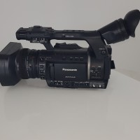 camera panasonic ag ac 160 ( hd-sdi-hdmi-2 slot sd)
