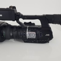 camera jvc gy-hm600(hd-sdi-hdmi-2 slot sd)
