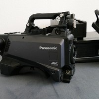 Panasonic AK-UC3000 4K camera channels 2/3