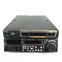 HDW-M2000P HDCAM VTR CineAlta 24p 1650 Drum-h