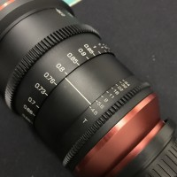 PL mount lens - excellent condition