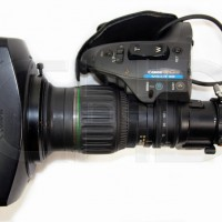 2/3in HD Wide Angle zoom lens with built-in focus servo and 2x extender