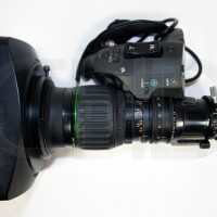 2/3in SD Wide Angle zoom lens with built-in focus servo and 2x extender