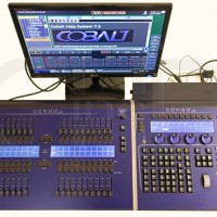 Lighting Control Console