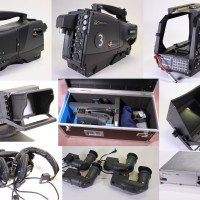 Camera packet for HD OB-van  IN PERFECT CONDITION