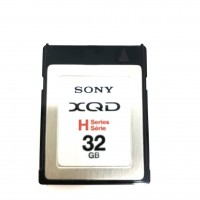 Sony XQD Memory Card G Series 32GB MINT