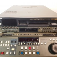 Digital betacam recorder with DRUM H12 : 2095 hrs