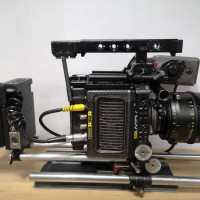 Used ARRI Alexa mini with 4:3 and ARRIRAW licences