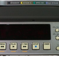 Sony J-30/SDI Compact Player With Ilink And SDI Out