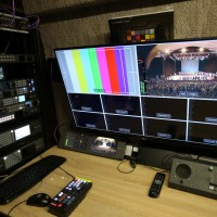 OB Van 3G UHD 6G pre-cabled 8 camera ready