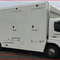 HDTV OBVAN with equipment for sale